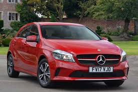 used mercedes benz a class for sale listers