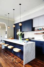 Amazing Kitchen Islands Kitchen Island Navy Blue Distressed Cabinets Brown Amazing
