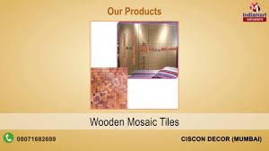 mosaic and laminates by ciscon decor mumbai youtube