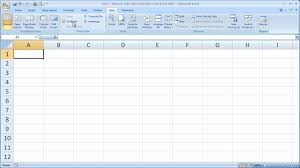 excel formatting 8 remove tabs and scroll bars from excel 2007