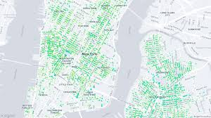 Studio City Map Use Your Mapbox Studio Styles Everywhere U2013 Points Of Interest
