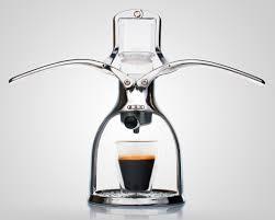 non electric rok espresso is environmentally friendly rok has