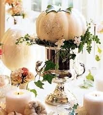 Fall Centerpieces Pumpkin Center Pieces Fall Centerpieces With White Pumpkins Fall