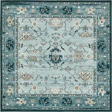 Cheap Area Rugs Uk Blue 183cm X 183cm Montreal Square Rug Area Rugs Irugs Uk