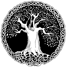 celtic wisdom tree by theeicefaerie on deviantart