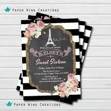 25 unique paris invitations ideas on pinterest paris