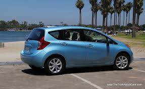 grey nissan versa hatchback 2014 nissan versa note hatchback review and road test youtube