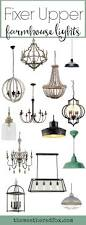 Farmhouse Lighting Chandelier by Fixer Upper Lighting For Your Home The Weathered Fox