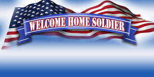 Welcome Flag Military Banners Welcome Home Soldier