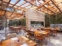 Los Patios Restaurant La Restaurants With Alfresco Patios For Dining