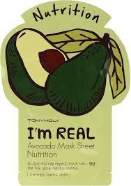 toni moli i m real avocado mask sheet ulta beauty
