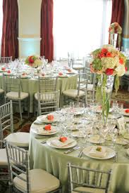 our reception will look similar to this white tablecloths and