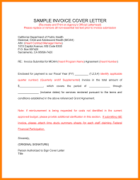 doc 460595 invoice letter u2013 letter to customer invoice attached