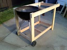 how to build a weber grill table weber kettle grill cart sao mai center
