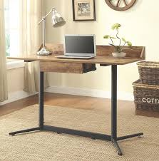 Industrial Desk Accessories by Amazon Com Coaster 801218 Home Furnishings Desk Antique Nutmeg