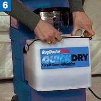 Rug Doctor Operating Instructions How To Clean Your Carpets Rug Doctor Trade
