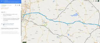 Dallas Traffic Maps by Driving Instructions To Peckerwood Garden U2013 Peckerwood Garden