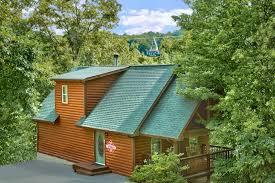 1 bedroom cabin in gatlinburg tn chalet village honeymoon cabin close to ober ski resort