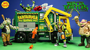 tactical truck teenage mutant ninja turtles tactical truck out of the shadows