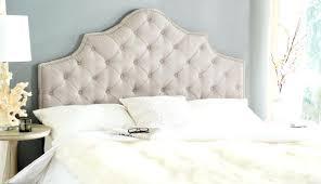 Wingback Tufted Headboard Tufted Headboard Queen Bedroom Set White Furniture Twin Canada