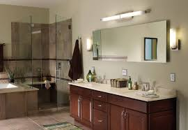 Bathroom Vanities Lights by Bathroom Cabinets 5 Light Bathroom Vanity Light Over Natural