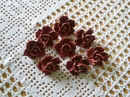 porcelain chandelier roses mariette s back to basics 8 antique porcelain chandelier roses