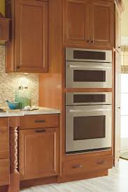 wall oven cabinet width brilliant double oven cabinet schrock cabinetry double wall oven