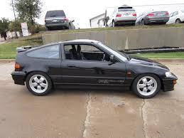 1991 honda crx sir dohc vtec b16a 5 lsd speed manual mugen wheels