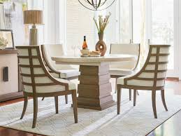 round table for 20 dining room universal furniture synchronicity round dining table