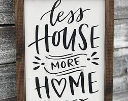 less house etsy