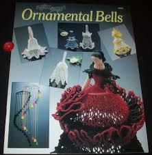 ornamental bells crochet 89h9 carol smith books