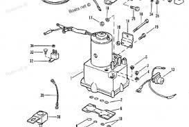 mercruiser coil wiring diagram mercruiser coil wire mercruiser