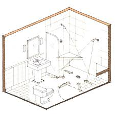 Bathroom Layout Design Bathroom 5x7 Bathroom Layout Fresh Home Care With Fascinating