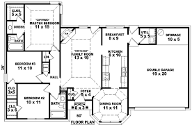 ranch style house plans plan 6 253