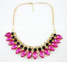 pink necklace images Ellangelcollection ellangel girlish pink necklace online jpg