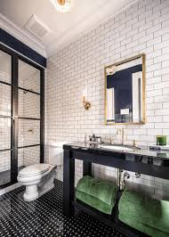 men bathroom ideas plain yellow wallpaper brown wooden door white