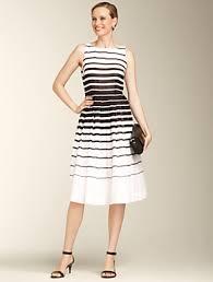 talbots nautical stripe dress dresses misses clothes