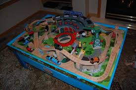 thomas the train wooden table amazing thomas the train table train set contemporary best image