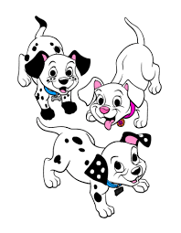 image 102 dalmatians coloring pages 27 gif disney wiki