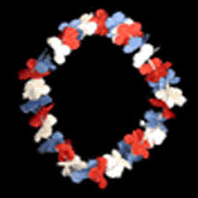 4th of july necklaces bongo