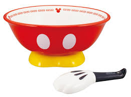 Mickey Mouse Kitchen Set by Amazon Com Disney Mickey Mouse Ramen Set With Astragalus San2169