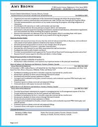 Accounts Receivable Duties For Resume Administrative Position Resume Template Virtren Com