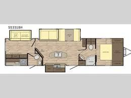 Crossroads Travel Trailer Floor Plans Sunset Trail Super Lite Travel Trailer Rv Sales 10 Floorplans