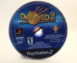 cloud 2 sony playstation 2 2003 demo disc