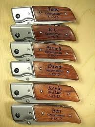 Groomsmen Knives Engraved T4homedesign Page 44 Silver Fruit Knife Engraved Groomsmen