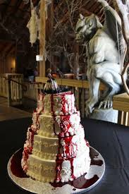 Scary Halloween Cake Ideas 28 Best Halloween Wedding Cake Images On Pinterest Halloween