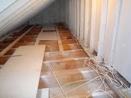Bedroom Wall Insulation Insulating Walk In Attics Ted U0027s Energy Tips