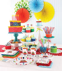 birthday party supplies general theme birthday party supplies bulk my paper shop