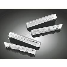 kuryakyn lightning valve covers for gl1800 3901 motorcycle