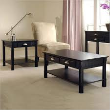 black coffee and end tables attractive black living room end tables and amazing design black